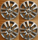 4x Wheelcover Hubcap  fits 2007-2018 Nissan ALTIMA 16 10 SPOKE NEW  2007-2018