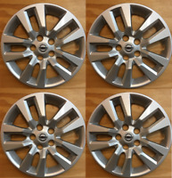 4x Wheelcover Hubcap  fits 2007-2018 Nissan ALTIMA 16'' 10 SPOKE NEW  2007-2018