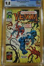 🔥 VENOM LETHAL PROTECTOR #5 CGC 9.8 1993 SPIDER-MAN MARVEL COMICS 1ST RIOT🔥
