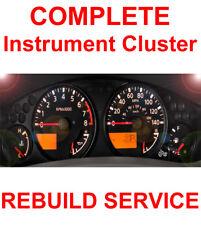 2005-2015 Nissan Frontier Speedometer Instrument Gauge Cluster REBUILD / REPAIR