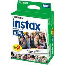 10x Fujifilm Instax Film Wide  a 10 Bilder = 100 BILDER    vom FACHHÄNDLER