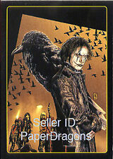 THE CROW: CITY OF ANGELS - Legends of the Crow Chase Card #2 - Tim Bradstreet