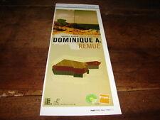 DOMINIQUE A - PETITE PUBLICITE REMUE MARS 99 !!!!!!!