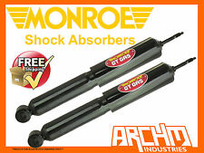 BMW E36 320i 325i/td/tds SEDAN 6/92-2/95 REAR MONROE GT GAS SHOCK ABSORBERS