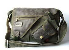 _MULTIFUNCTION_men's strang canvas Casual style shoulder bag_M170G For A4 14""