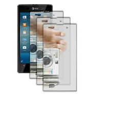 3x Mirror LCD Screen Protector Cover Guard for AT&T Sony Xperia ion