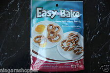 EASY BAKE*Sweet & Savory Pretzels*Sealed Mix Package*NEW*4.6oz*Made in USA