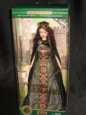 2001 Princess of Ireland Barbie Doll DOTW The Princess Collection #53367 NRFB