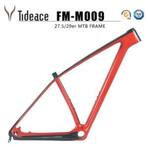 Custom Color 29er T800 Full Carbon Fiber Mountain Bike Frame 135/142 Frameset