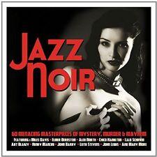 Jazz Noir by Various Artists (CD, Dec-2014)