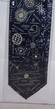 Nuclear Physics on navy Tie