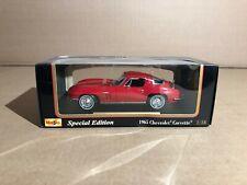 1965 Chevrolet Corvette Maisto Special Edition 1:18 scale