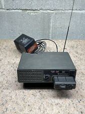 Motorola Minitor Ii Vhf Pager & Nrn4985B Amplified Charger