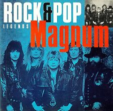 MAGNUM : ROCK & POP LEGENDS / CD (DISKY RPCD 001) - TOP-ZUSTAND