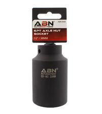 ABN Axle Nut Socket 1/2