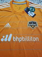 Adidas Houston Dynamo Home Jersey MLS Men's Size Large