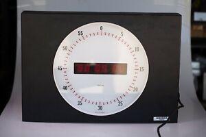 Leitch UDC-512 Digital Time Code Device Universal Digital Clock
