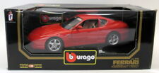 Burago 1/18 Scale Diecast  3046 Ferrari 456GT Bright Red Model Car