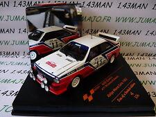 voiture 1/43 VITESSE rallye : AUDI QUATTRO #11 Monte Carlo 1982 Cinotto 42064
