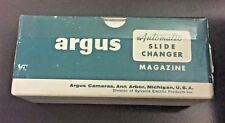Argus Airequipt Automatic Slide Changer Magazine Holds 36