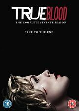 True Blood Complete Series 7 DVD Collection All Episodes Season Seventh 7th