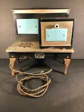 Lady Junior Antique Childs Electric Stove Metropolitan Mfg & Electric Co Chicago