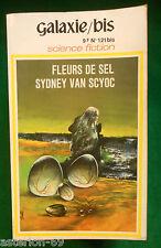 FLEURS DE SEL SIDNEY VAN SCYOC OPTA GALAXIE BIS N33 EO 1974