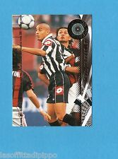 CALCIO CARDS 2001-PANINI- numero 81- TREZEGUET - JUVENTUS