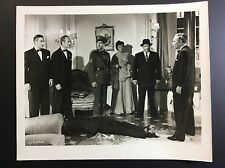 """8X10 PHOTO from """"LUCKY NICK CAIN"""" 1951 MOVIE FILM PROMO """"GEORGE RAFT"""""""