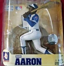 2008 McFarlane Baseball MLB Cooperstown Collection Series 5 Hank Aaron #10