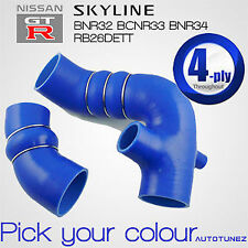 Skyline silicone turbo kit hose R32 R33 R34 RB26DETT Tunezup