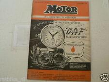 MO4830 MOTOR CYCLE SHOW,JAWA INFO,GATSO,VINCENT HRD,AJS,NORTON,SUNBEAM,WOOLER