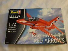 New REVELL Model 04921  BAe Hawk T.1 Red Arrows 1:72 Aircraft Model Kit