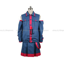 VOCALOID Kasane Teto Cosplay Costume Clothing Uniform Cos Clothes