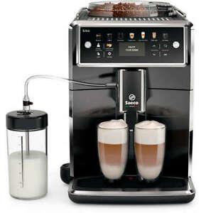 Saeco Xelsis Machine espresso SM7580/00R1 Super Automatique 12 variétés