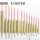 9mm/223REM  Red Dot Laser Bore sight Brass Cartridge BoreSighter For Rifle Gun