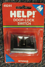 49244 NEW NOS Dorman / Help Power Door Lock Switch - 1978-1988 GM Various 901019