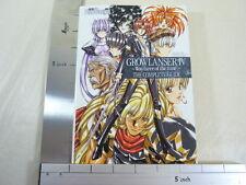 GROWLANSER IV 4 Wayfarer Game Guide Japan Book PS2 MW