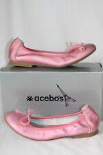Schuhe für Mädchen im Ballerinas Stil mit Klettverschluss