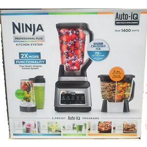 Ninja BN801 Professional Plus Kitchen System with Auto-iQ crushing pitcher (22C