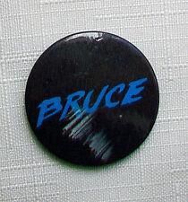 Original pin Bruce Springsteen Scuff