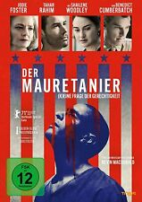 Der Mauretanier - (K)eine Frage der Gerechtigkeit (DVD) gebr.-gut