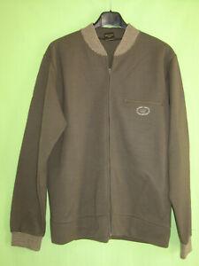 Veste Trevois France Laine et Acrylique Marron Vintage 80'S jacket - 3 / M