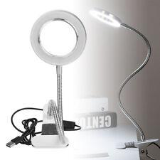 Lupenleuchte 5x Dioptrien Arbeitsleuchte Lupenlampe Kaltlicht Beleuchtung