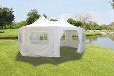 Lifetime Garden partyzelt achteckig 6 x 4,4 x 3,5 Meter weiß