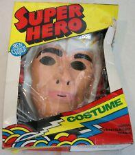 Vintage 1978 BEN COOPER BUCK ROGERS Small SUPER-HERO COSTUME With MASK