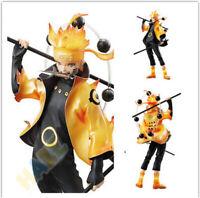 Anime Naruto Uzumaki Naruto PVC Figure Model 19cm
