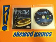 Tron Evolution - PS3 PlayStation 3 Sony COMPLETE