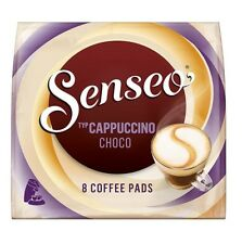5 x SENSEO - Cappuccino Choco - 5 x 8 pads for senseo machines - SHIPPING FREE