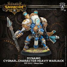 Warmachine Cygnar: Dynamo Character Heavy Warjack PIP 31111 Privateer Press NEW